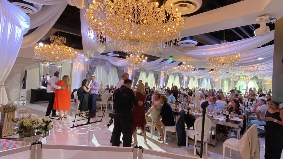 dj renier wedding crystal ballroom